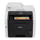 BROTHER Printer [MFC-9330CDW] - Printer Bisnis Multifunction Inkjet